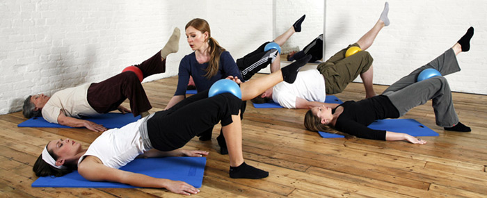 Matwork - Pilates Sanctuary