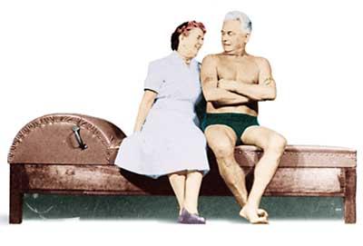 Joseph and Clara Pilates