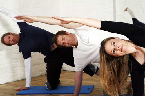 Pilates Sanctuary - Matwork Class